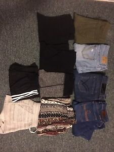 Multiple items of women's clothing for sale