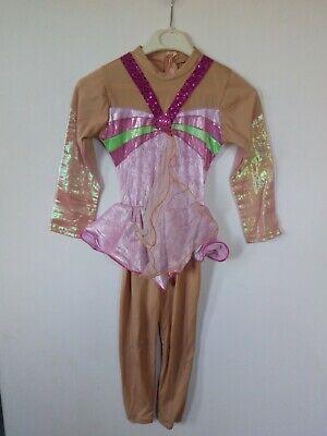 Costume Winx Flora Tg.2 (4 anni) giochi preziosi