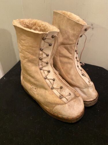 WWII SENTRY OVERBOOTS