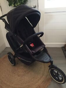 Phil & Teds Double Explorer Stroller - GREAT CONDITION!