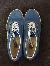 Men's Blue Vans Size 10 Invermay Launceston Area Preview