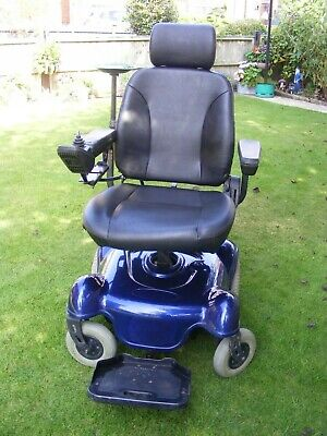 PRIDE MOBILITY SCOOTER POWER CHAIR P4 4 WHEEL POWERCHAIR
