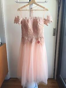 Chi Chi London KALI DRESS UK size 10 - Pink Bridesmaid Midi Dress Hawthorn Boroondara Area Preview