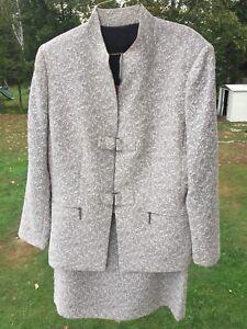 Women's coat/skirt set