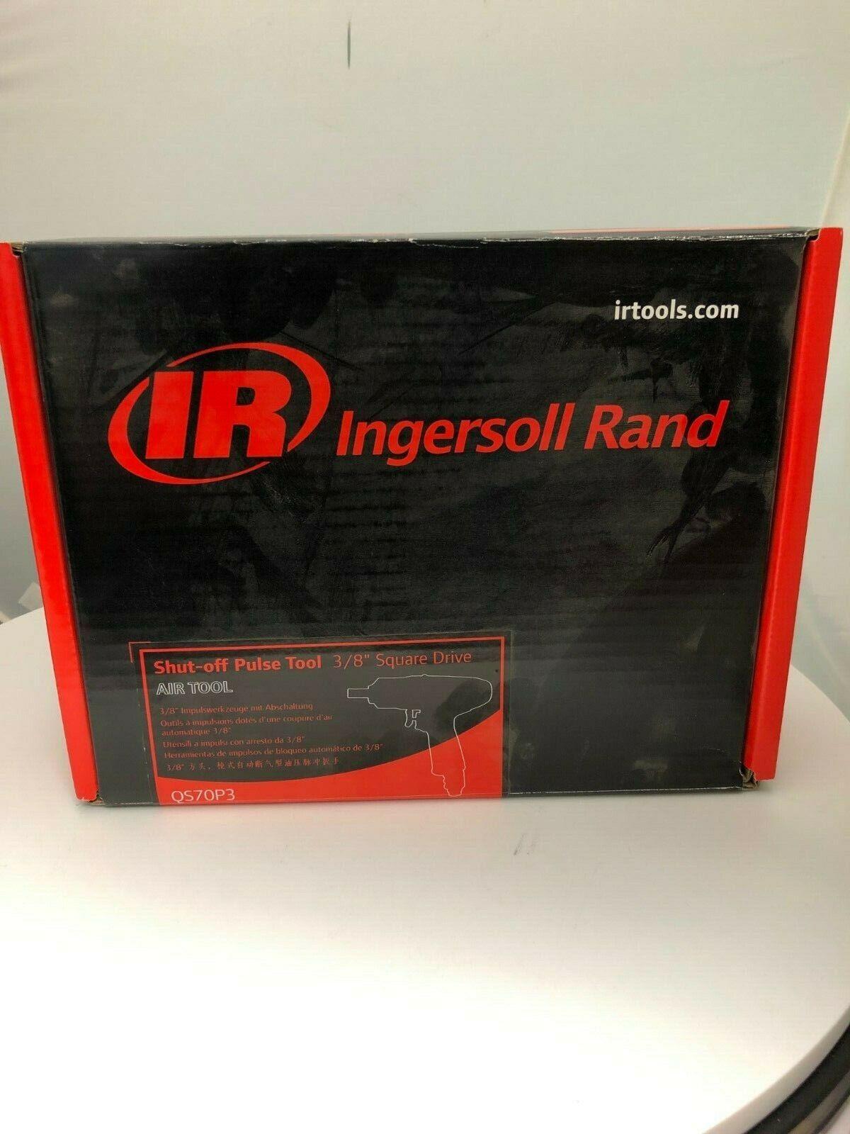 Ingersoll Rand QS70P3 3/8