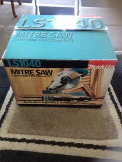 Makita drop saw new Cartwright Liverpool Area Preview