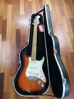 FENDER STRATOCASTER 1996 50th ANNIVERSARY GUITAR MADE IN USA