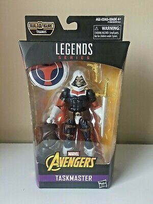 Marvel Legends Hasbro Thanos BAF Series Taskmaster SEALED Action Figure