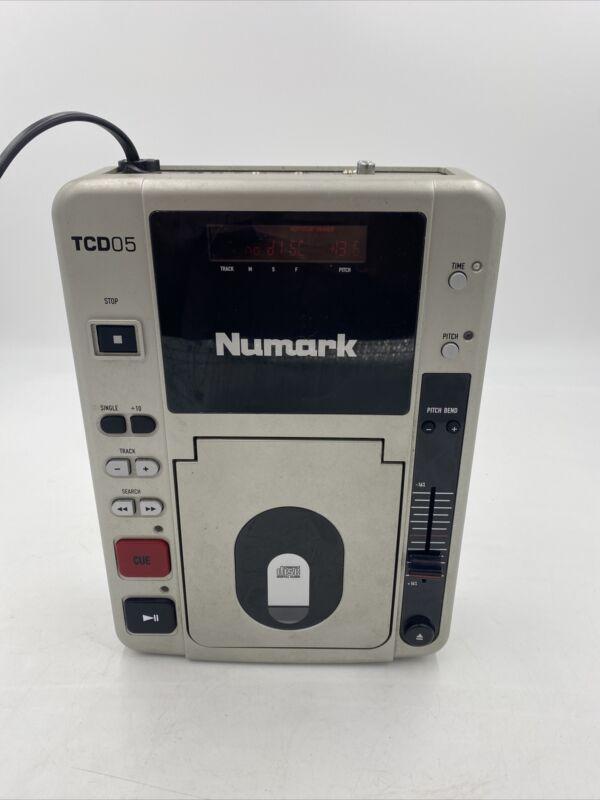 Numark TCD05 DJ CD Player