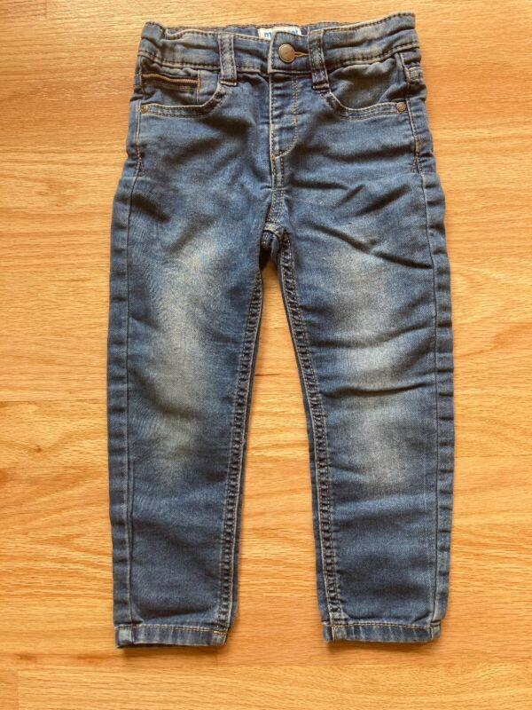 Mayoral Slim Fit Stretch Denim Jeans 3T