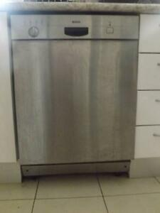 Bosch under bench dishwasher very good conditions Croydon Burwood Area Preview