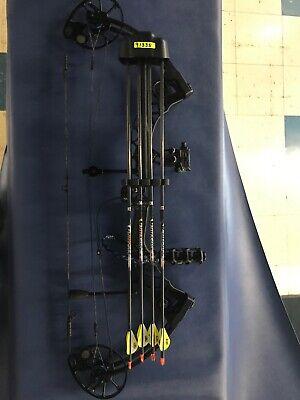 """Mathews Monster Chill-R Compound Bow - 29"""" D/L 70 lb D/W"""