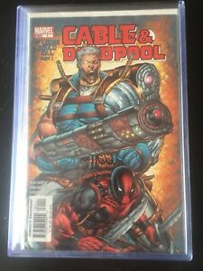 Deadpool key comic books - very rare and signed!