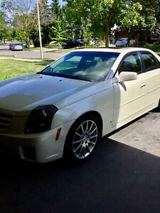 2007 Cadillac CTS luxury sport model 3.6L One owner very clean