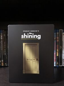 The Shining LIMITED EDITION  Blu-ray steel book $15