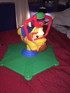 Fisher price horse game