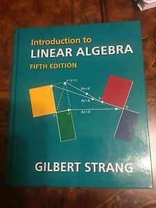 Introduction to Linear Algebra.  Including CourseWare Package