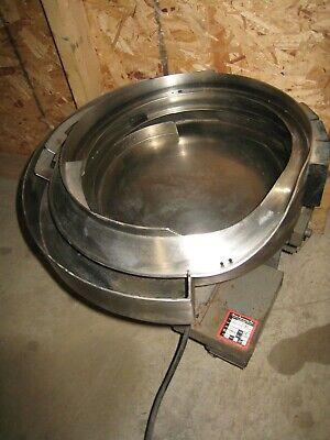Service Engineering 15 Vibratory Feeder Bowl 110v