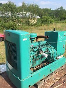 Onan 45k Watt Single Phase 240 Volt Generator