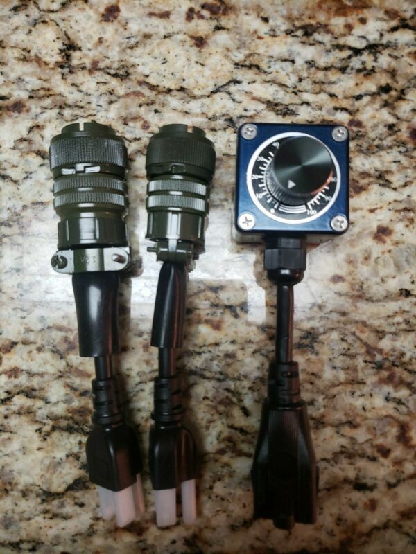 WELDING REMOTE for MILLER 14 pin, LINCOLN 6 pin Welder. POWER COATING ALUMINUM