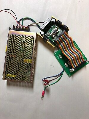 Ims Im483ie-plg Programmable Stepper Drive Cosel Paa50f-24 Power Supply