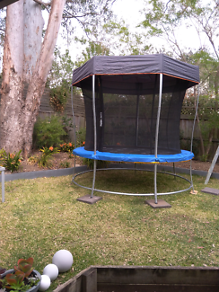 Vuly trampoline installation services
