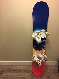 Girls / women's snowboard