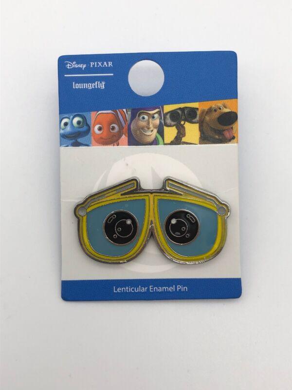 Loungefly Disney Pin Pixar Wall-E Robot Eyes Enamel Trading Pin