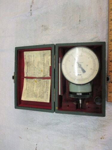 Biddle Hand Tachometer