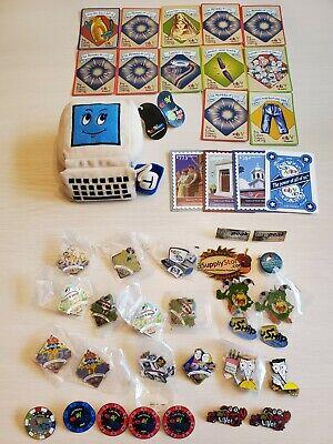 Vintage ebay Memorabilia Merchandise eBayana pin set bean bag toy card game MORE