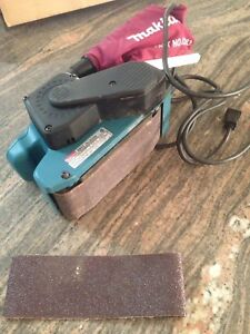 "Belt Sander 3"" Makita"