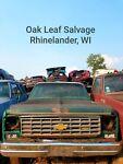 Oak Leaf Auto Salvage