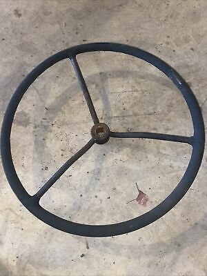Steering Wheel For Farmall C H M Sc Sh Sm Others