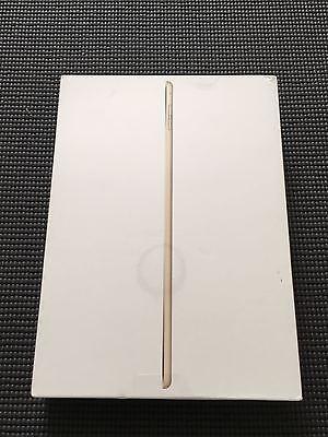 NEW Apple iPad Air 2 64GB, Wi-Fi, 9.7in - Gold MH182LL/A