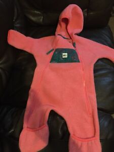 Mac fleece suit 6 months