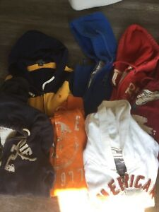 Men's medium hoodies