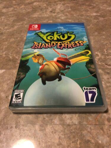 Yoku's Island Express (Nintendo Switch, 2018)