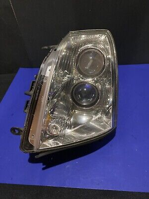 05 06 07 08 09 10 11 Cadillac STS Left LH Driver Side Xenon Headlight 20787639
