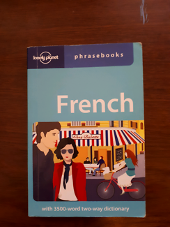 Lonely planet french phrase book