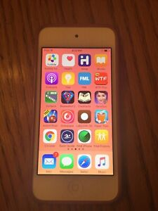 64GB Pink iPod Touch 5th Generation