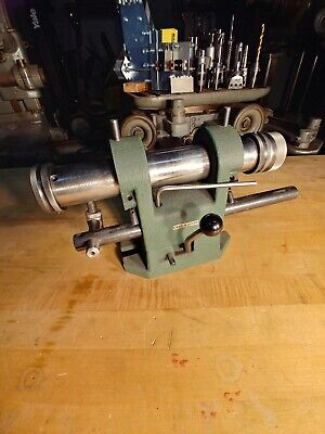 Yuasa 5c Collet End Mill Sharpening Fixture Georges Tools Nice Shape