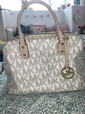 Genuine Designer Michael Kors Leather Handbag