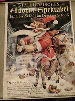 Poster Plakat Stallhöfisches Adventsspektakel Stallhof Dresden Dresden - Dresden-Plauen Vorschau