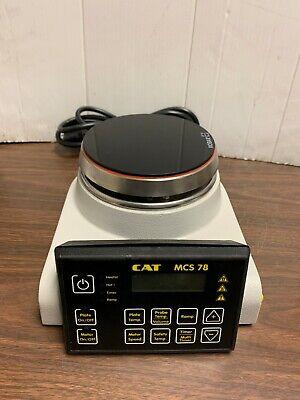 Cat Mcs7 Programmable Hotplate Magnetic Stirrer