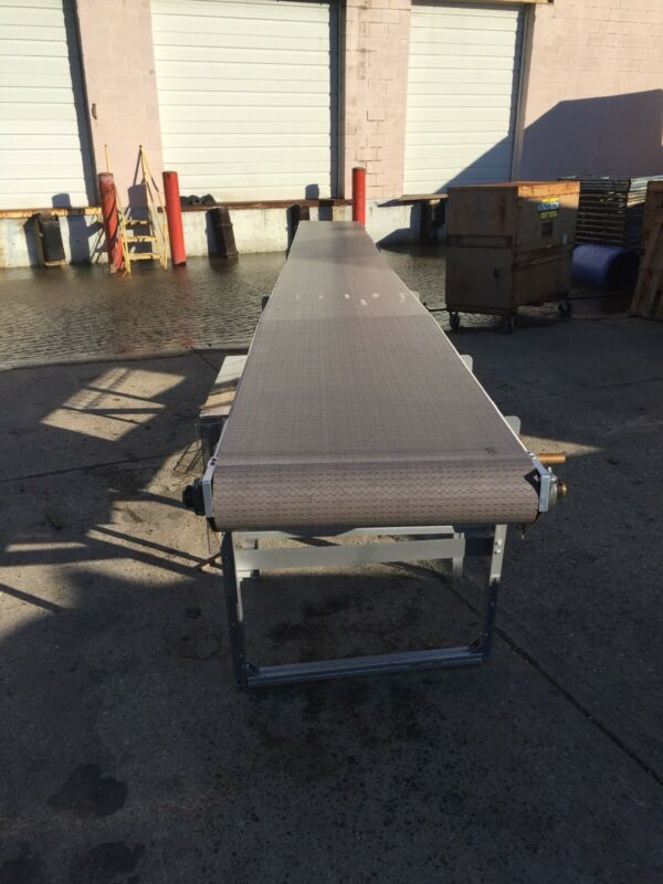 "NERCON 30"" X 30' Belt Conveyor"