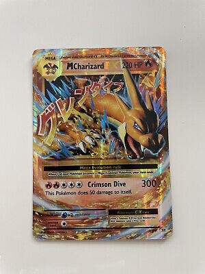Pokemon XY Evolutions M Charizard EX HOLO Possible Psa 9 or 10
