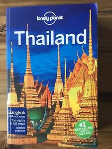 Latest edition Thailand lonely planet hard copy + eBook Waterloo Inner Sydney Preview