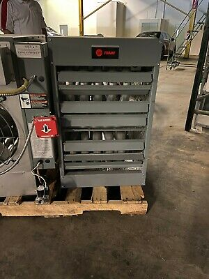 2x Trane Natural Gas Heater Units