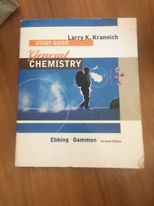 General Chemistry Study Guide