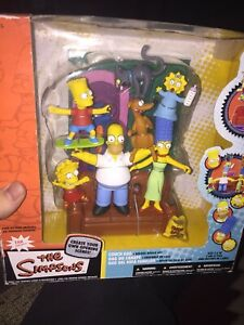 Simpson's couch gag